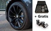 Tesla Model 3 S X Aero Wheel Cap Kit Wieldoppen Auto Accessoires Naafdoppen – OEM – AntracietZilver