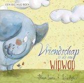 Boek cover Big Hug 1 - Vriendschap is als een wipwap van Shona Innes (Hardcover)