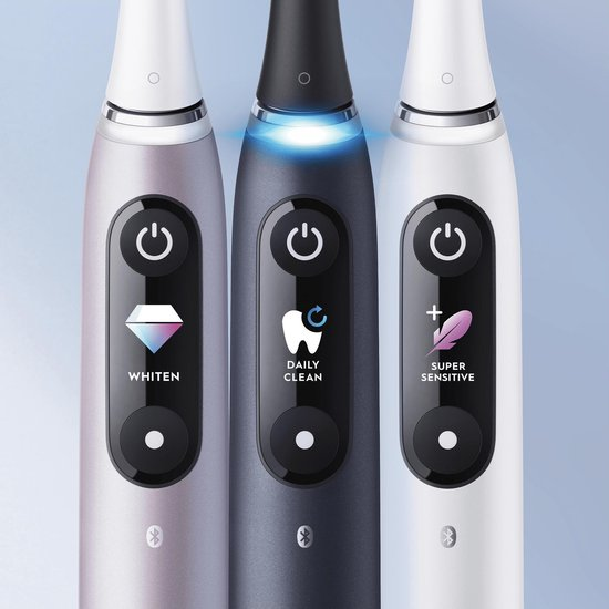 Oral-B iO - 9n - Elektrische Tandenborstel Zwart Powered By Braun