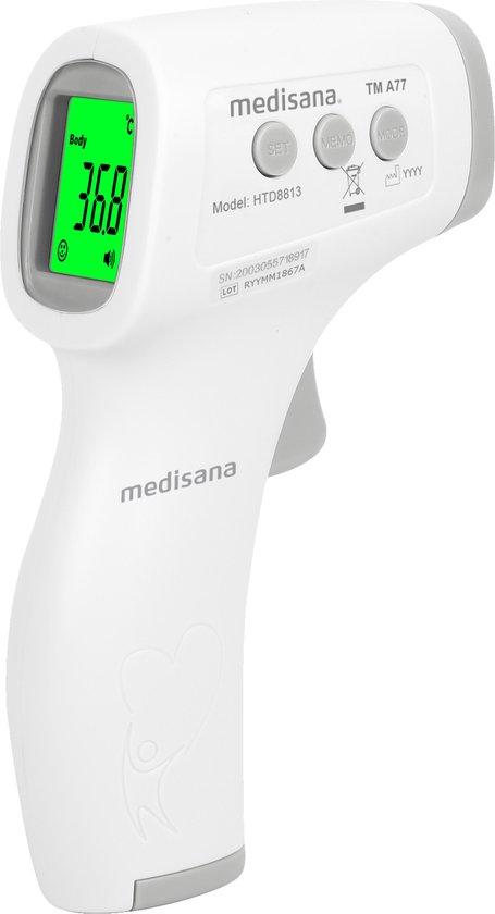 Medisana TM A77 - Voorhoofdthermometer