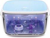 59s.  UV-C LED Sterilisator T5 voor eliminatie van 99,9% van bacteriën en virussen. Beautycase hard shell