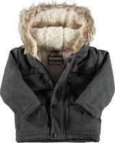 Zeeman - baby winter jas - grijs