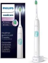 Philips Sonicare ProtectiveClean 4300 HX6807/63 - Elektrische tandenborstel - Wit