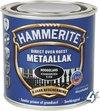 Hammerite Hoogglans Zilvergrijs S015 250ML