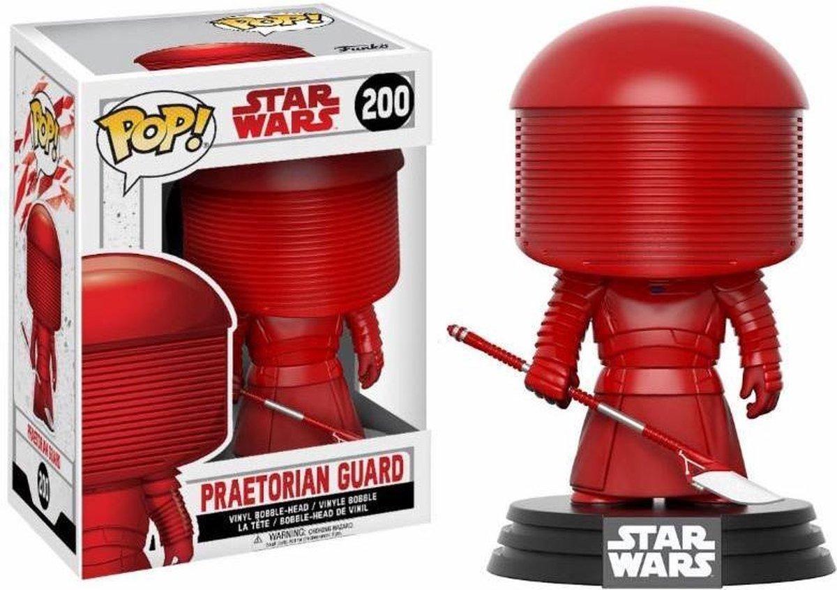 Funko Pop! Bobble: Star Wars: E8 Tlj: Praetorian Guard - Verzamelfiguur - Funko