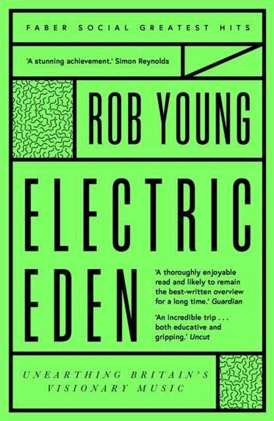 Boek cover Electric Eden van Rob Young (Paperback)