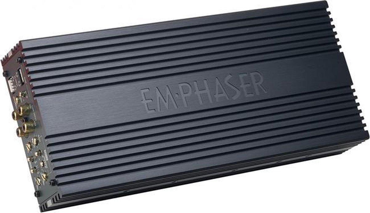 Emphaser EA-S2   2-kanaals Sound Quality klasse A-B versterker 2x 160 Watt RMS