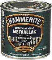 Hammerite Zijdeglans Zwart Z260 250ML