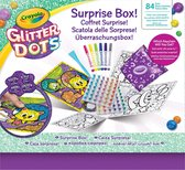 Crayola Glitter Dots Surprise Box