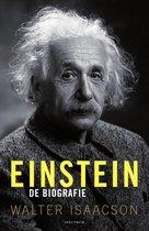 Boek cover Einstein van Walter Isaacson
