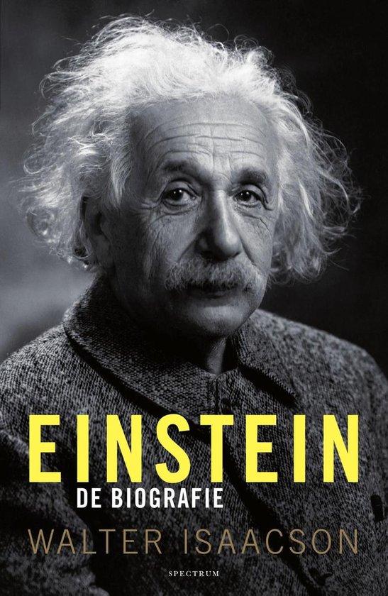 Boek cover Einstein van Walter Isaacson (Onbekend)