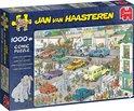Jan van Haasteren Jumbo gaat winkelen puzzel - 1000 stukjes