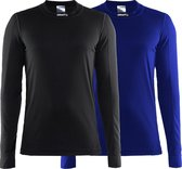 Craft Active 2-Pack Tops Thermoset Heren