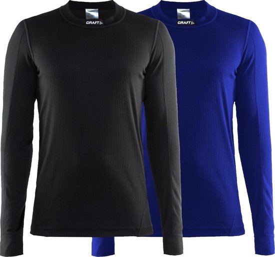 Craft Active 2-Pack Tops Thermoset Heren - Maat L