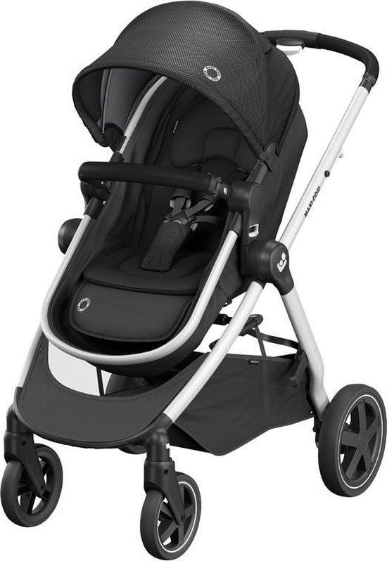 Product: Maxi Cosi Zelia2 Kinderwagen - Essential Black, van het merk Maxi-Cosi