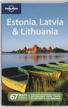 Lonely Planet: Estonia, Latvia & Lithuania (5Th Ed)