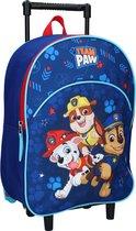 PAW Patrol Pups Rule Rugzaktrolley - 8,25 l - Navy blauw