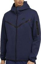 Nike Sportswear Tech Fleece Hoodie Full Zip Vest Heren - Maat M