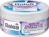 Balea Oogmake-up remover pads oliehoudende micellen - Micellar Eye Make-up Remover Pads  (50 stuks)