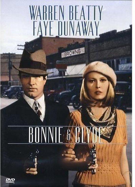 Cover van de film 'Bonnie & Clyde'