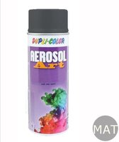 Spuitbus Ral 7016 MAT Antracietgrijs Duplicolor Aerosolart 400 ml