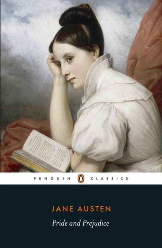 Boek cover Pride and Prejudice (Penguin Classics) van Jane Austen (Voordeeleditie)