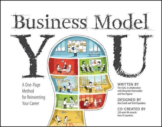 Boek cover Business Model You van Timothy Clark (Paperback)