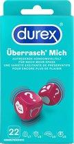 Durex suprise me 22 verschillende condooms
