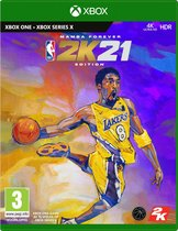 NBA 2K21 - Mamba Forever Edition - Xbox One