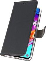 Bestcases Pasjeshouder Telefoonhoesje Huawei Nova 5T / Honor 20 - Zwart