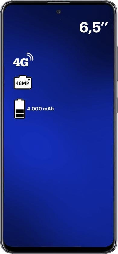 Samsung Galaxy A51 - 128GB - Zwart - Samsung
