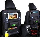 Luxergoods Autostoel Organizer - Met uitklapbare laptophouder - Nieuw 2020 Model