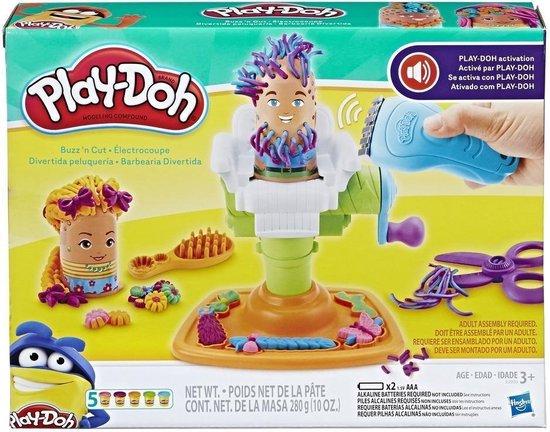 Play-Doh Trim- en Scheersalon – Klei Speelset