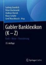 Gabler Banklexikon (K - Z)