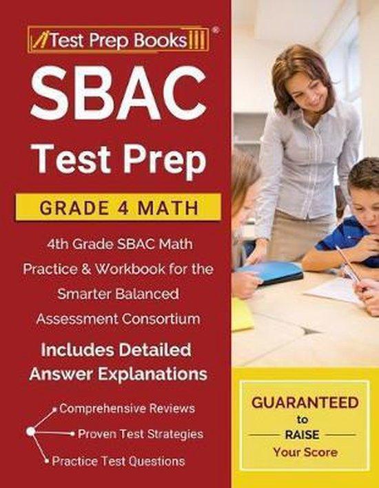 SBAC Test Prep Grade 4 Math