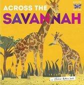 Omslag Across the Savannah