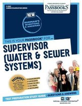 Supervisor (Water & Sewer Systems)