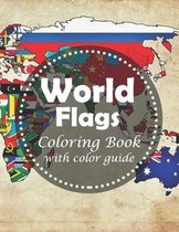 World Flags Coloring Book