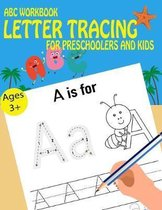 ABC Letter Tracing workbook For Preschoolers And Kids
