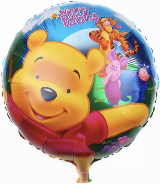 WINNIE-THE-POOH-AND-FRIENDS-18-INCH-BALLON