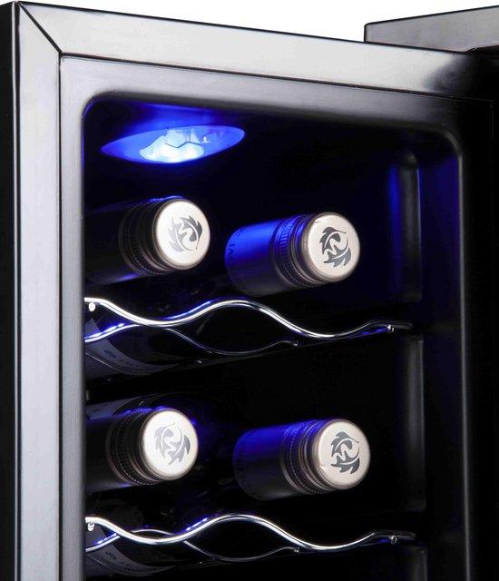Primo PR108WK - Wijnkoelkast - 8 flessen