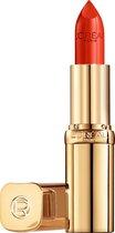 L'Oréal Paris - Color Riche Satin Lippenstift - 377 Perfect Red - Rood - 4,54 gram