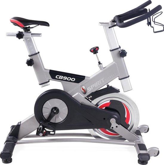 Spirit Fitness CB900 Spinningfiets - Professionele Fietstrainer - Uitstekende Garantie