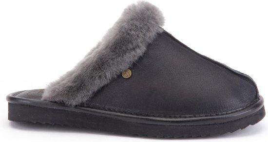 Warmbat - zwart - grijs