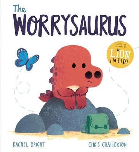 Boek cover The Worrysaurus van Rachel Bright (Paperback)