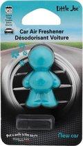 Little Joe | Auto luchtverfrisser voor in de airco | vanille | New Car geur