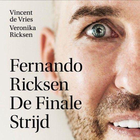 Omslag van Fernando Ricksen - De Finale Strijd