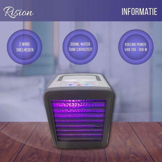 Mini Airco – Mobiele Airco – Ventilator – Aircooler – Koelsysteem –...