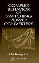 Complex Behavior of Switching Power Converters