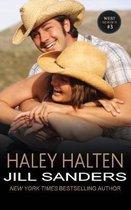 Omslag Haley Halten